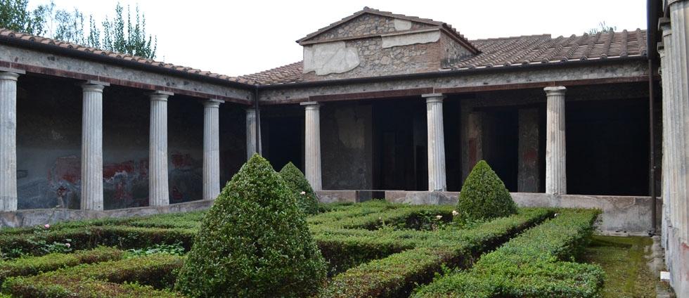 Domus pompeiana una combinazione tra l 39 antica domus for Immagini di case antiche